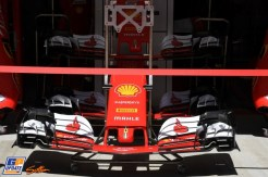 Front Wings for the Scuderia Ferrari SF70-H