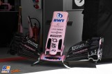 Front Wing for the Force India F1 Team VJM10