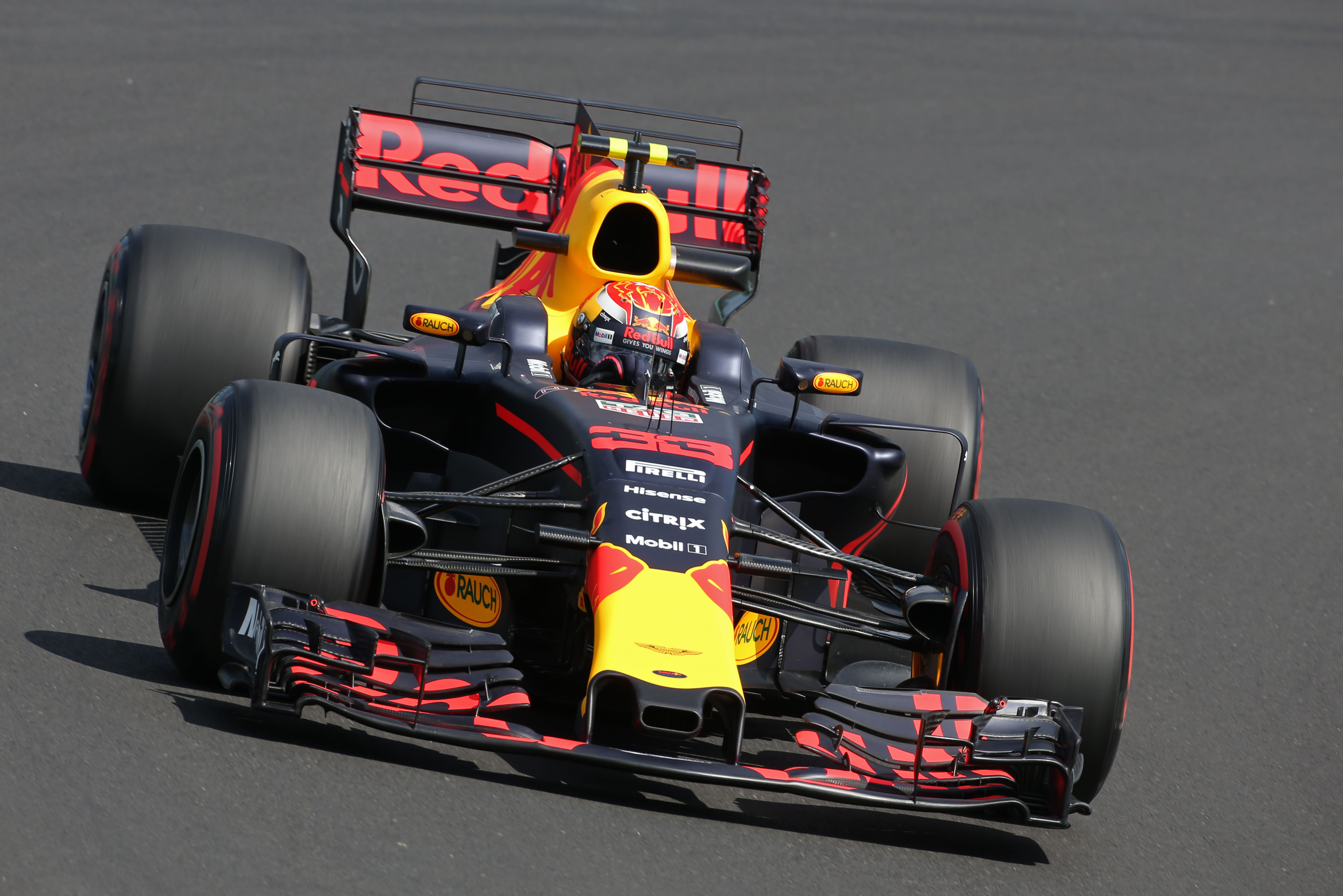 Wallpapers Hungarian Grand Prix Of 2017 Marcos Formula