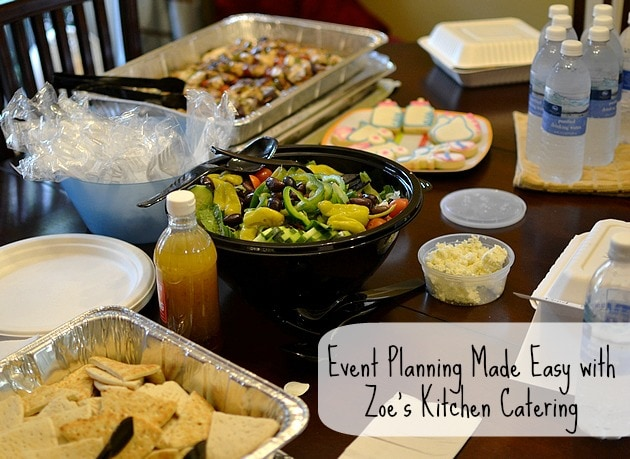 Event Planning Made Easy Zoe Kitchen Catering