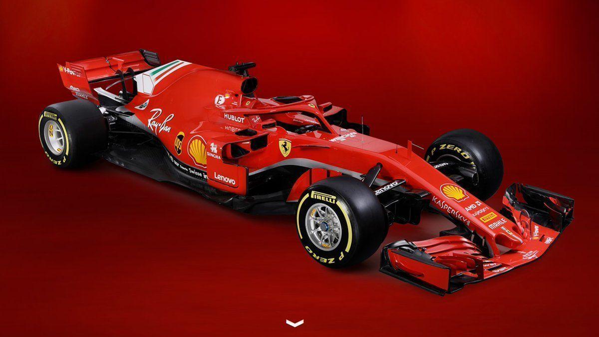 Ferrari Reveals The Car To Beat Mercedes