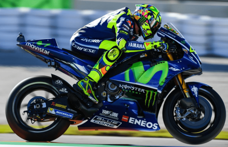 Indy Car Wallpaper Hd Valentino Rossi Renews With Yamaha Until 2020