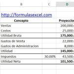 Calcular Utilidad Inversa en Excel ( Solver )