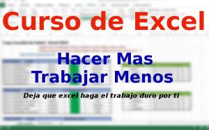 Curso de Excel - formulasexcel.com