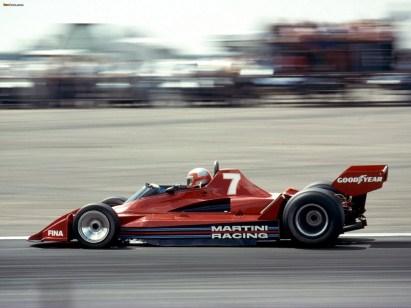 John Watson ((GB), Martini Racing BT45. 1977