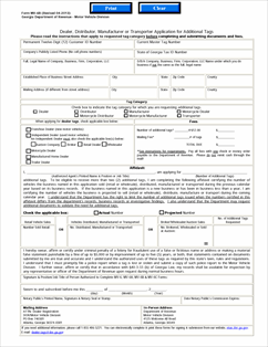 dor motor vehicle title tag application | caferacer.1firts.com