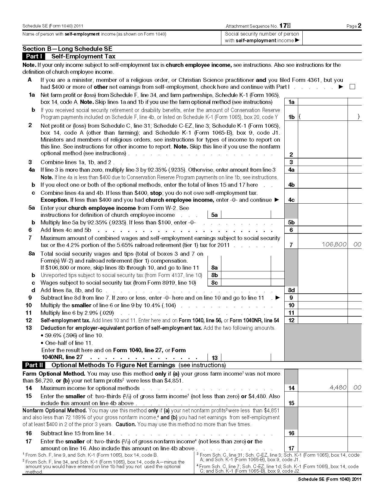 Download Irs Form Instructions