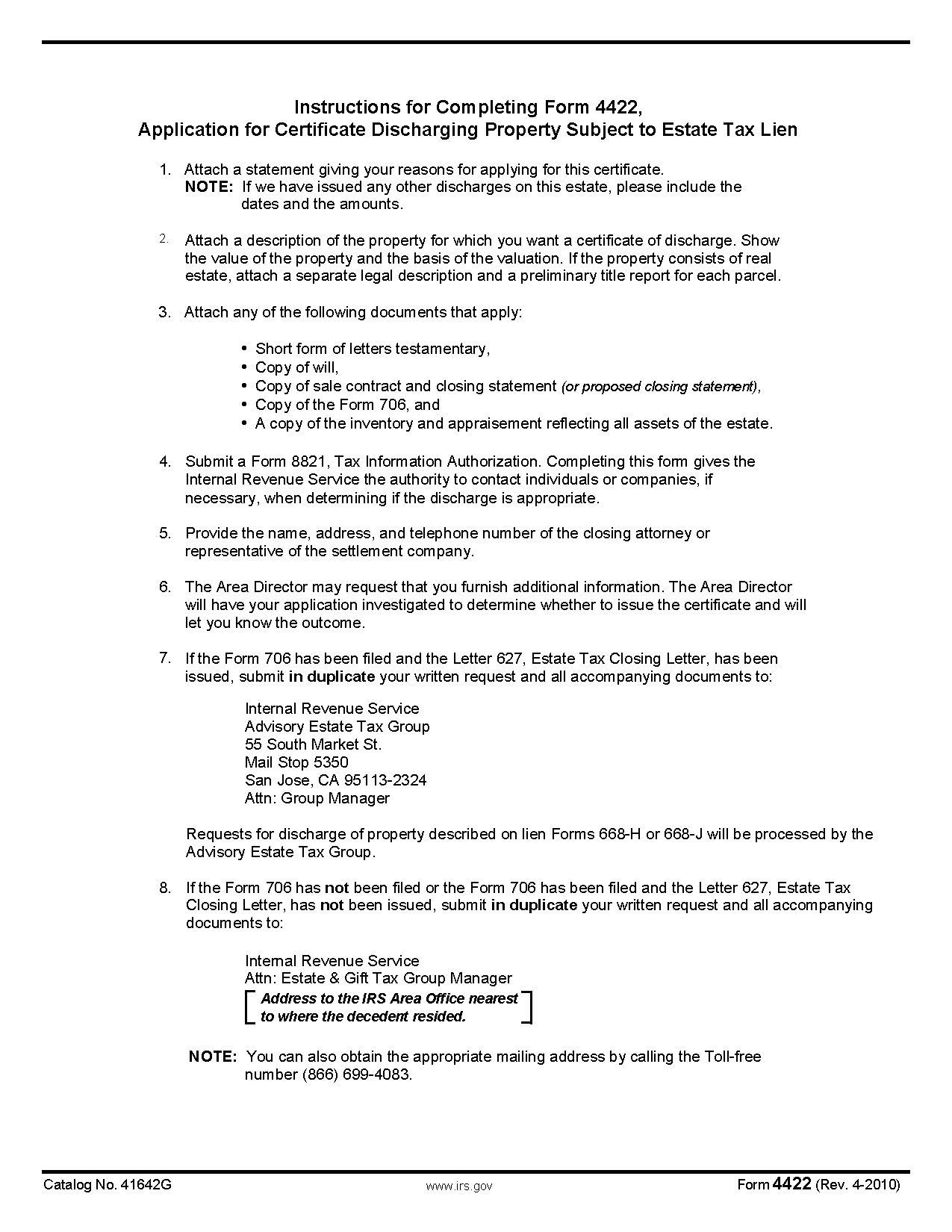 Sample Business Closing Letter To Irs