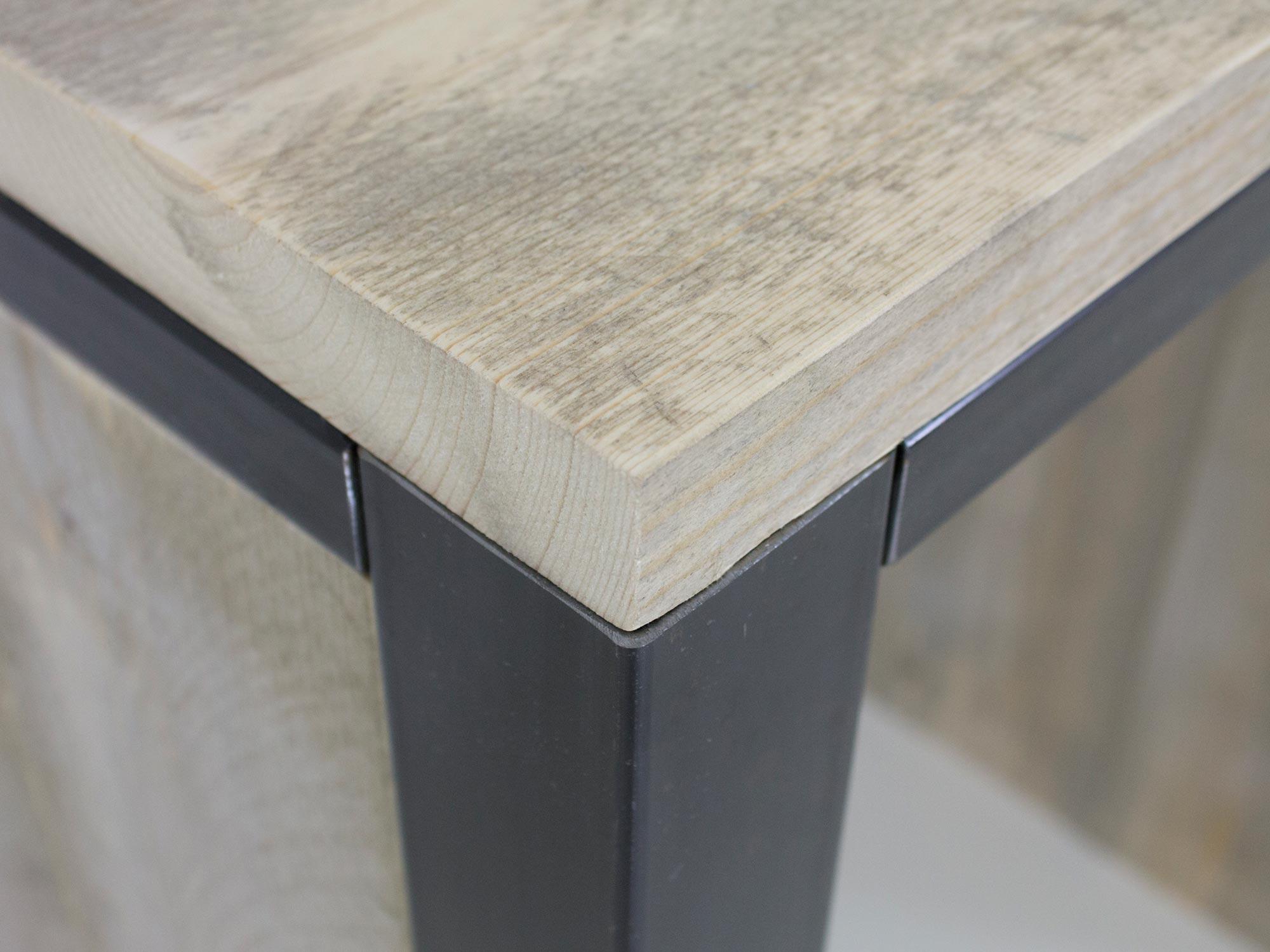 Industriele bartafel op maat  FRN meubelen Zwolle