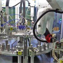 macchinari stabilimento 03 Fornara Spa valvole a sfera made in Italy