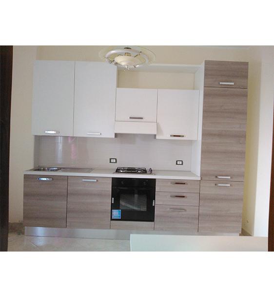 Cucina Lineare 2 40 Metri  Progetti Architettonici