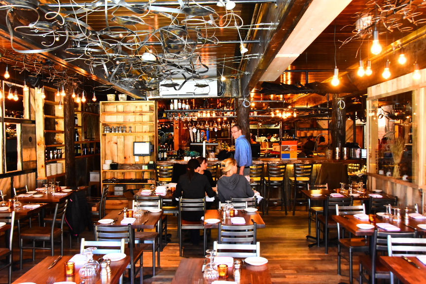 Forno Bistro reopens after major makeover