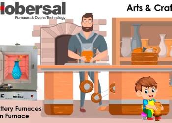 Arts & Craft Kilns Hobersal