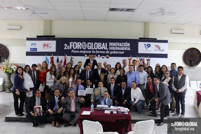 2º Foro Global Innovación Gubernamental, León, Guanajuato, Instituto Mejores Gobernantes - Secretaria Desarrollo Económico Sustentable de Guanajuato