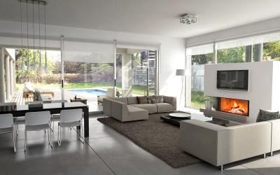 Interiores Casas Modernas Por Dentro