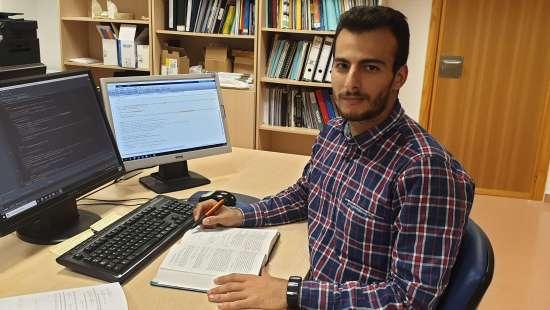 Rafael González Perea, investigador premiado en la tercera edición del premio a la mejor tesis doctoral en el sector agroalimentario
