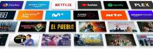 Posibilidades de streaming
