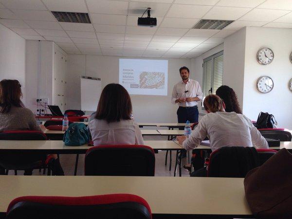 Roberto de Celis habla sobre cupones en la 7ª Edición del Máster en Dirección eCommerce