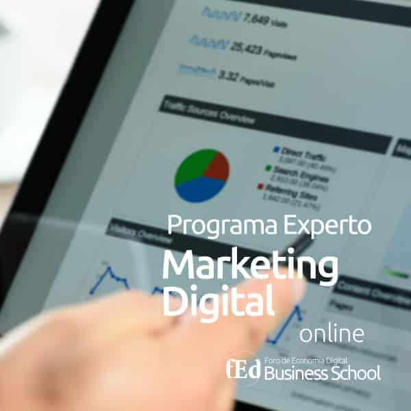 programa experto marketing digital
