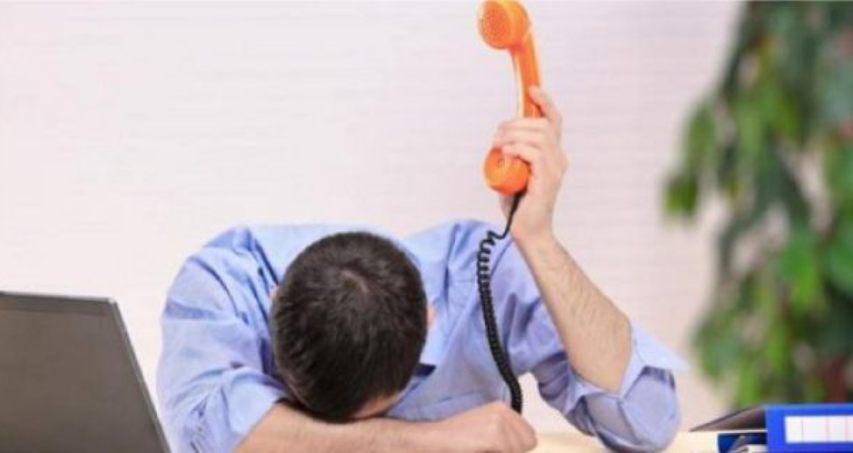 Νεα καταδίκη εισπρακτικής για τα απανωτά τηλεφωνήματα