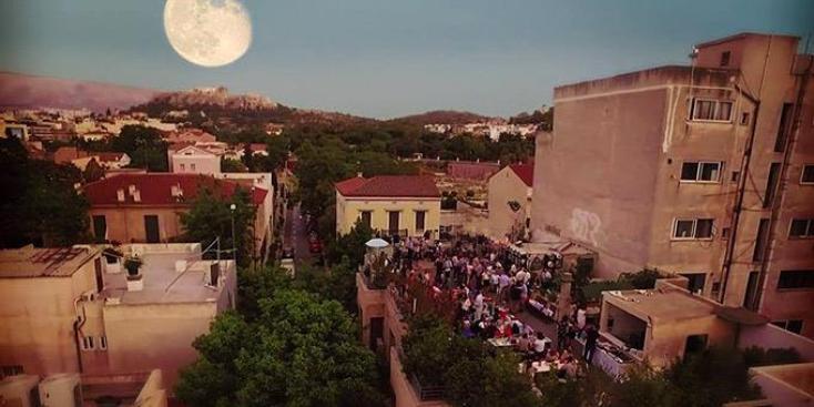 """Και τον Αύγουστο η Αθήνα, """"ζει""""..."""