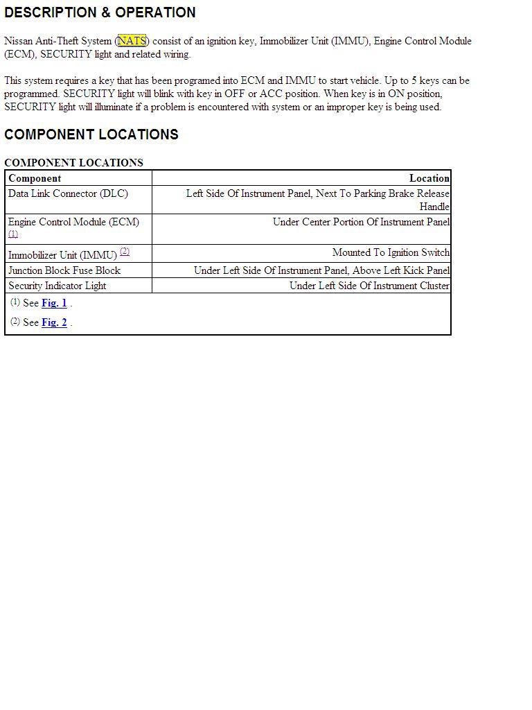 Security Indicator Light Nissan Altima : security, indicator, light, nissan, altima, Altima, Apaga, Pronto, Foromecanicos