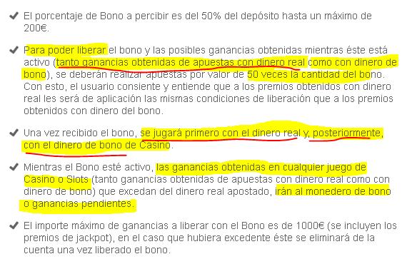 Casas de apuestas - engaños, timos y estafas sportium foronaranja