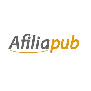 afiliapub plataforma afiliacion revenueshare cpa logo foronaranja