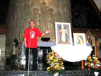 Stanley Villavicencio  Le christ Miséricordieux. Stanley-divine-mercy