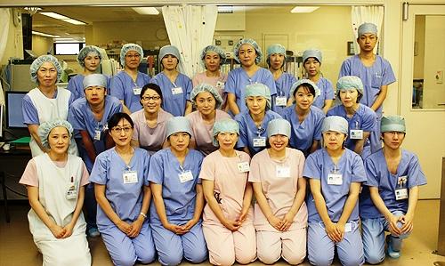 enfermeras en japon