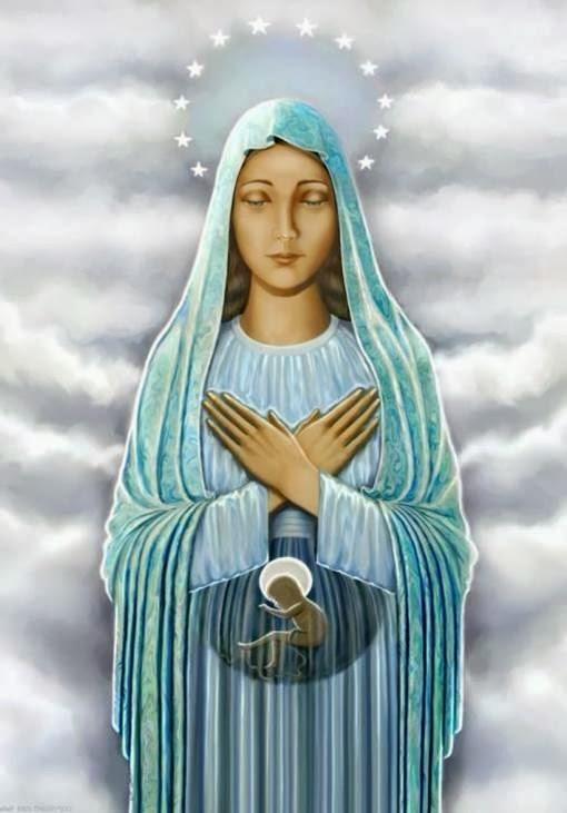 Resultado de imagen para maria de la santa espera