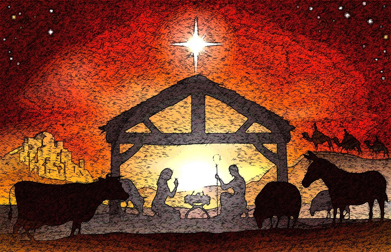 Dibujos Impresionantes De Navidad.Impresionantes Milagros De Sanacion De Navidad
