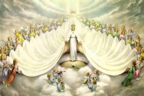 maria reina de los angeles