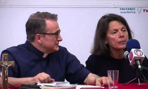 Retiro de Sanacion y Liberacion del Padre Ghislain Roy