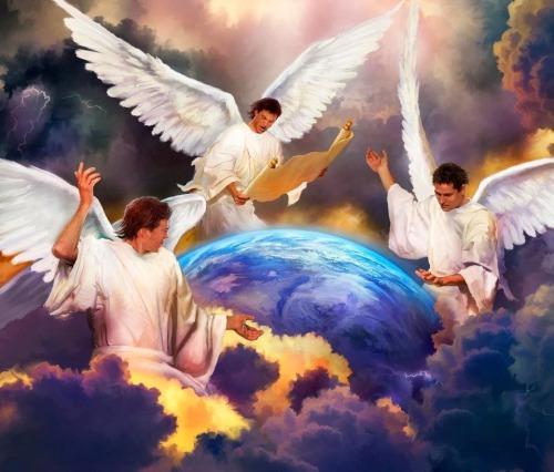 ángeles de luz nueva era_magicodespertar