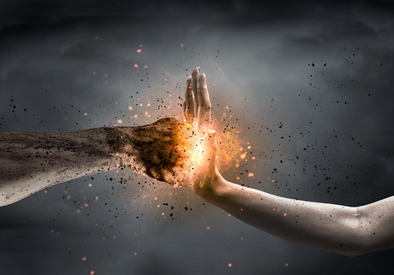 Resultado de imagen para guerra espiritual