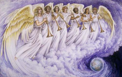 7 trompetas del apocalipsis