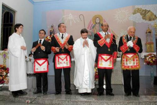 Masonería eclesiastica