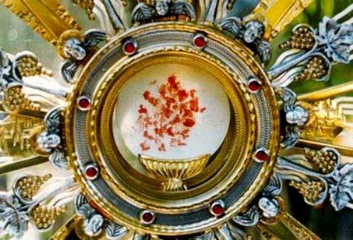 milagro eucaristico de bolsena