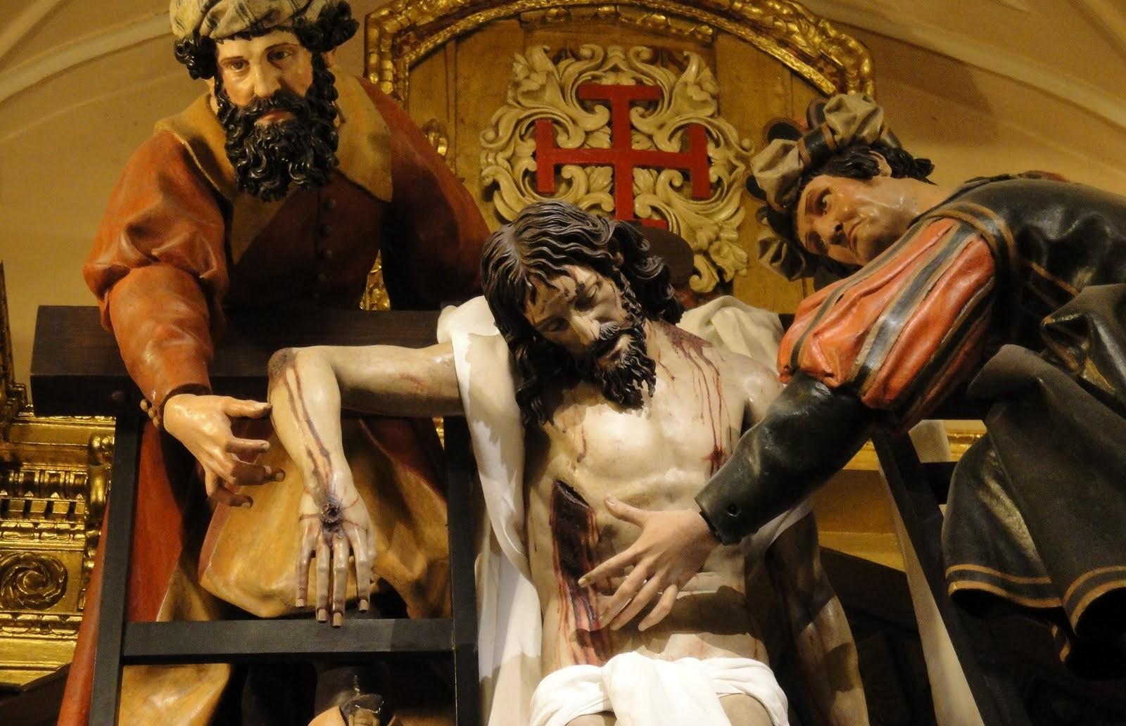 Cmo la Madera de la Cruz de Cristo fue elegida desde el Principio de los Tiempos  Foros de la