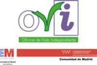 Logo Oficina Vida Independiente. Comunidad de Madrid. [Clic para ampliar la imagen]