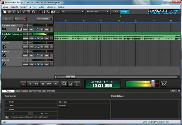 Acoustica Mixcraft Pro Studio 8.1 Crack Patch Full Build 386 Free Download
