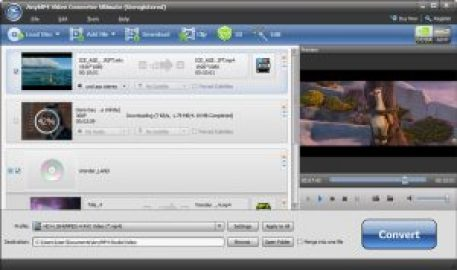 AnyMP4 Video Converter Ultimate 7.2.32 Crack & Keygen Download