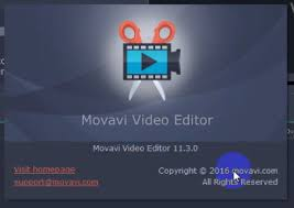Movavi Video Editor 14.4.1 Crack & Activation Key Full Version 2018 Download