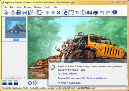 ORPALIS PaperScan Professional Edition 3.0.59 Crack & Keygen Download Free