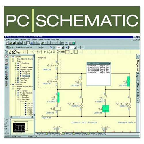 PCSCHEMATIC Automation v19.2.72 Crack Full Manual Free Download
