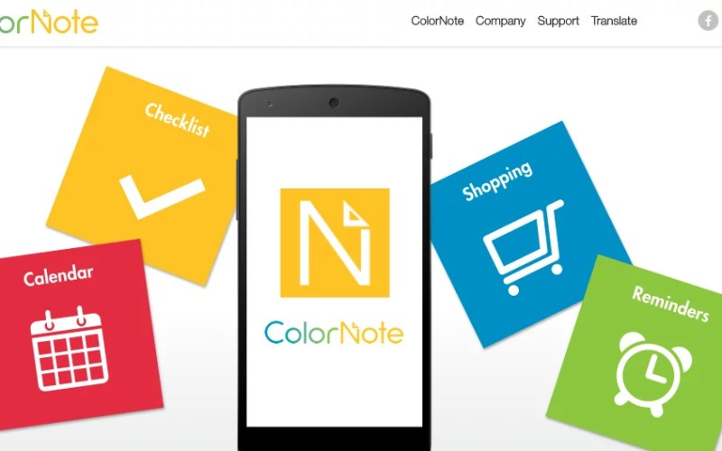 colornote for pc