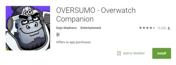oversumo for pc