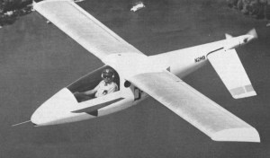 MINI-IMP TAYLOR AEROCAR – PLANS AND INFORMATION SET FOR HOMEBUILD ONE SEAT VERY HIGH SPEED PUSHER AIRCRAFT WITH ANY ENGINE FROM 60 TO 115HP (60-hp Franklin, 60-hp Limbach VW, 70-hp Turbo Revmaster VW, 100-hp Continental or 115-hp Avco Lycoming)