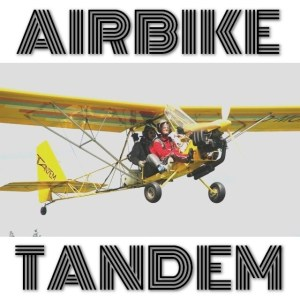 AIRBIKE TANDEM - PLANS AND INFORMATION PACK FOR HOMEBUILD ROTAX 503 TWO SEAT SIMPLE & CHEAP BUILD
